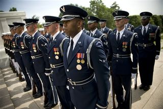 Af honor guard
