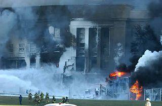 Pentagon attack