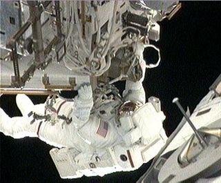 Spacewalk mastracchio