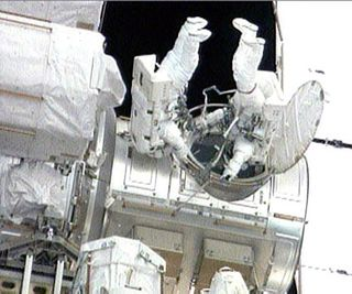 Spacewalk reisman bowen