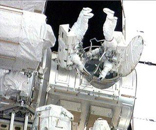 Spacewalk reisman bowen